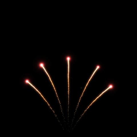 Fireworks Toranoo 04 CG動画