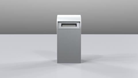 Garbagecan01 Modelo 3D
