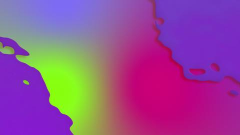 Fluid Colors Loop Animation