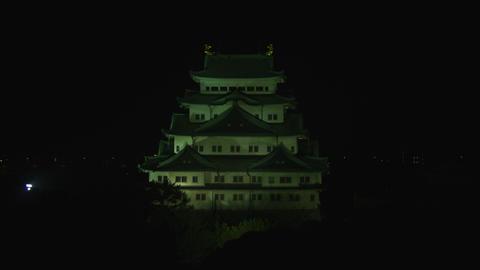 Castle aichi nagoya nagoya V1-0009 Footage