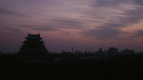 Castle aichi nagoya nagoya V1-0019 Footage