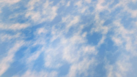 Clouds and Sky Animation