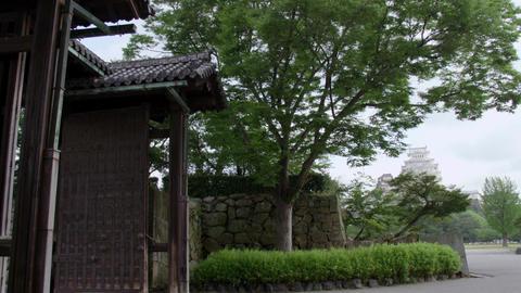 Castle hyougo himeji himejijyou V1-0081 Footage