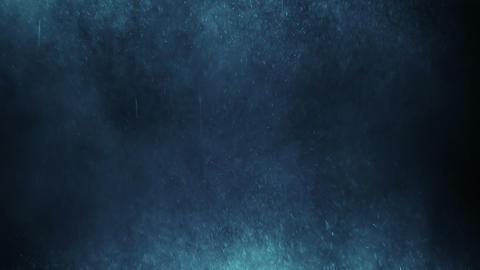 Flying dust particles spray sealess loop Footage
