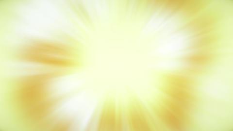 黄色グラデーション背景 CG動画
