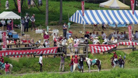 Event keiba nagano kankoukusakeiba 20150802 V1-0018 Footage