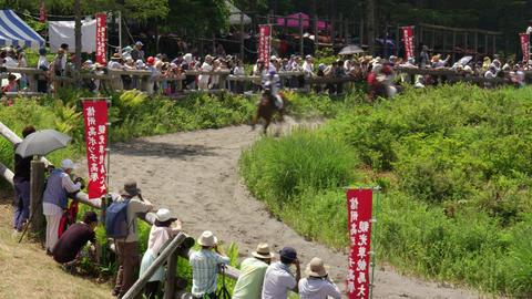 Event keiba nagano kankoukusakeiba 20150802 V1-0039 Footage