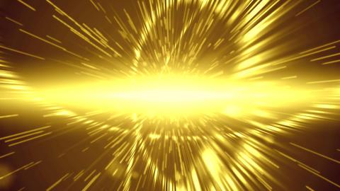 20160429 burst yellow PJ CG動画素材