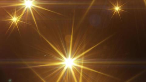 20160624 flashLight A yellow PJ CG動画素材