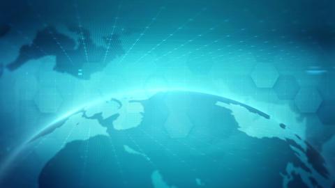 Science World Background Animation