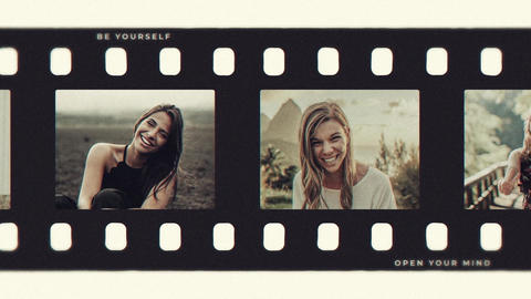 Film of Life Plantilla de After Effects