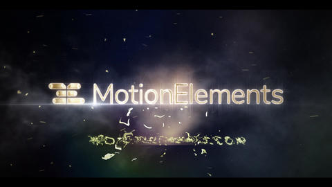 Beautiful Logos Intro (4 versions) After Effects Template