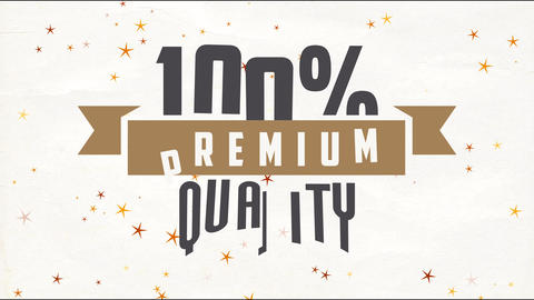 100 percent fancy value product trading advertising for retailer or marketing business clearance Animation