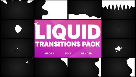 Liquid Motion Transition Pack Animation