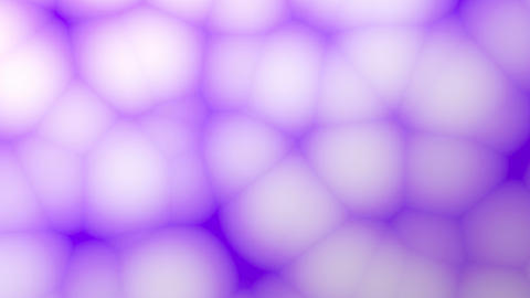 a lot of bubles in abstract motion. Light blur 3D animation Animation
