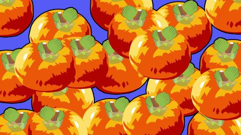 柿のトランジション2 Persimmon all2 CG動画