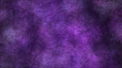 Abstract Cloud and Smoke Background Animation - Loop Purple Animation