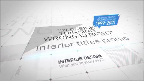 Design Titles Plantillas de Motion Graphics