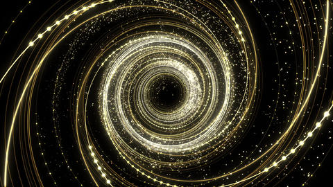 spiral background rotation particle Videos animados