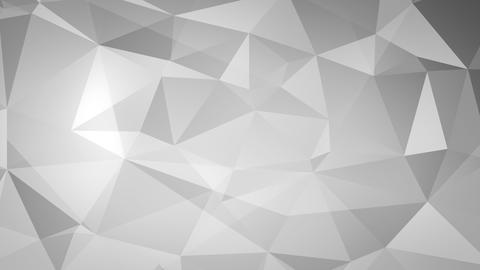 Animated Triangle Fractal Backdrop Animation
