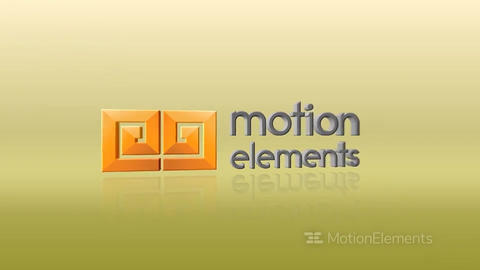 Elegant Rotation Logo Reveal After Effects Template