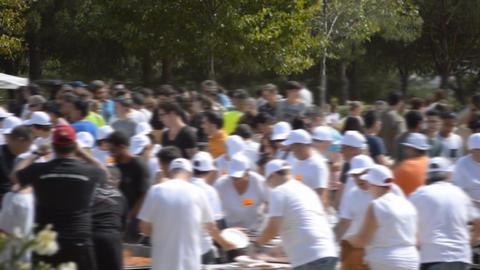 Big Crowds