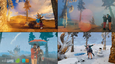 Story of Memories - Every Seasons Love You v2 After Effects Template