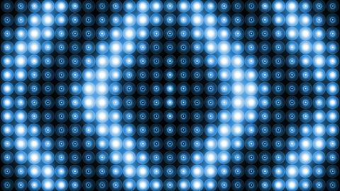 Light Array 4K Animation