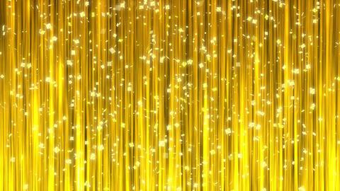 Gold confetti, Celebration background Animation