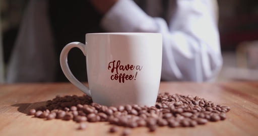 The Coffee Project After Effects Template