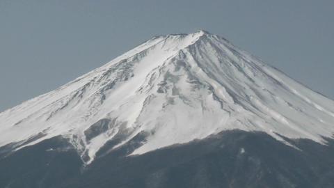 Mt. Fuji, Japan Footage