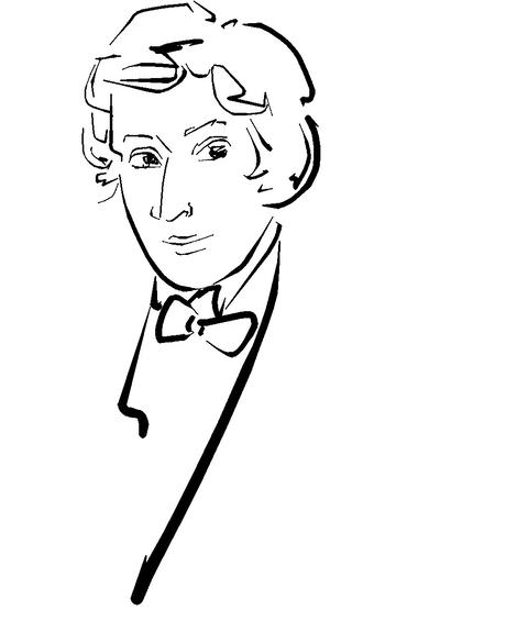Frederic Chopin Animation