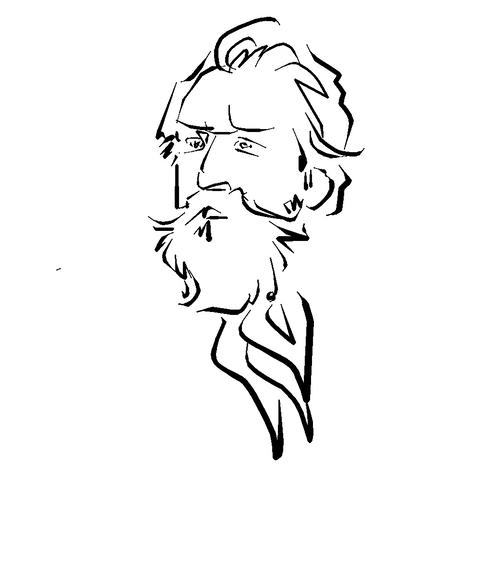 Johannes Brahms Animation