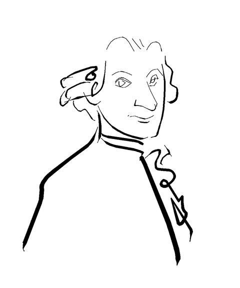 Wolfgang Amadeus Mozart Animation