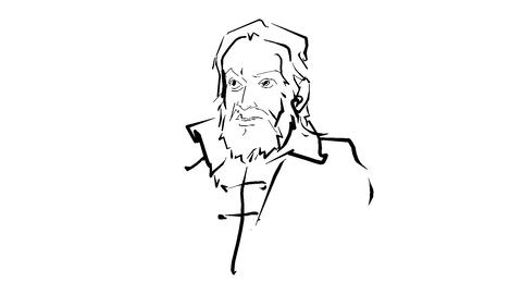 Galileo Galilei Animation