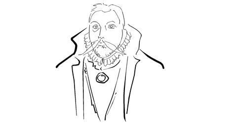 Tycho Brahe Animation