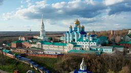 Vladimir Cathedral of the Zadonsk Nativity of the mother of God monastery Live Action