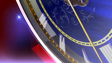 New Year clock After Effects Templates