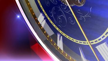 New Year clock Plantilla de After Effects