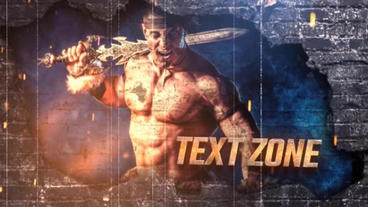 Cinematic Epic Battle Trailer After Effects Templates