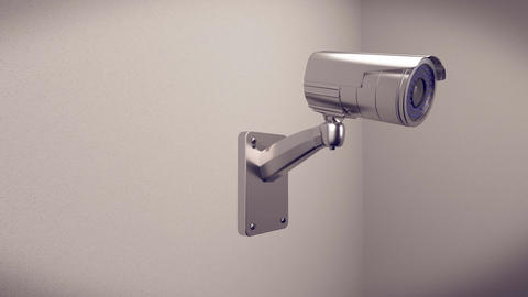 Security camera Animation