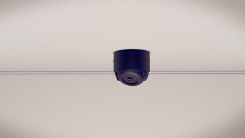 Security Camera, CCTV Animation