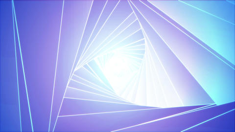 Abstract CG Background Blue Animation