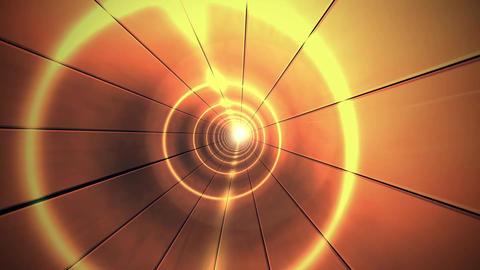 Futuristic DJ Tunnel 2
