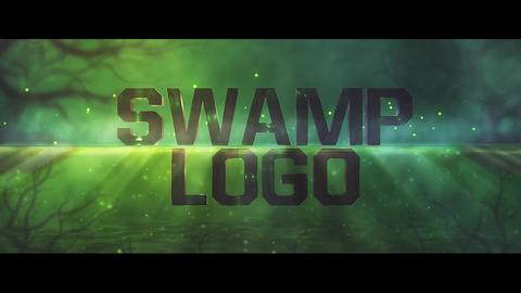 Swamp River Logo Reveal After Effects Template