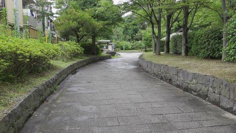 Rainy season sarue park109 Live Action