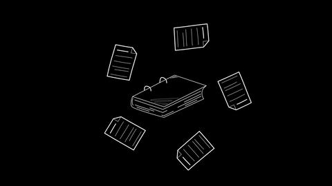 A set of business animations Animation