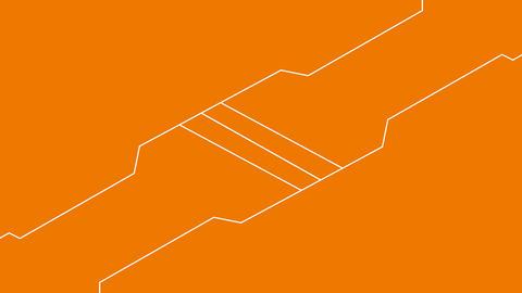 TRANSITION【AIRLOCK ORANGE】 Animation
