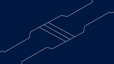 TRANSITION【AIRLOCK BLUE】 Animation