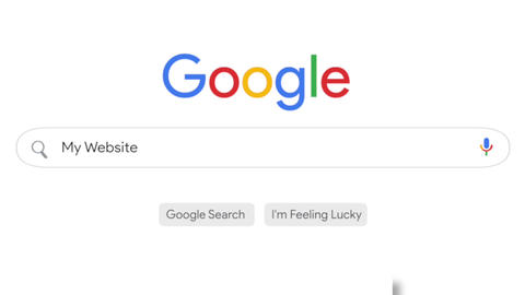 Google Web Search With Placeholders For FCPX Apple Motion Template